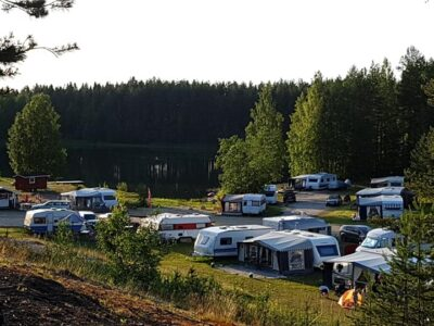 Camping nedre plan